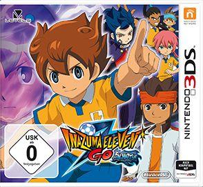 Inazuma Eleven Go: shadows (3DS)