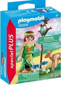 playmobil Special Plus - Elfe mit Reh (70059)