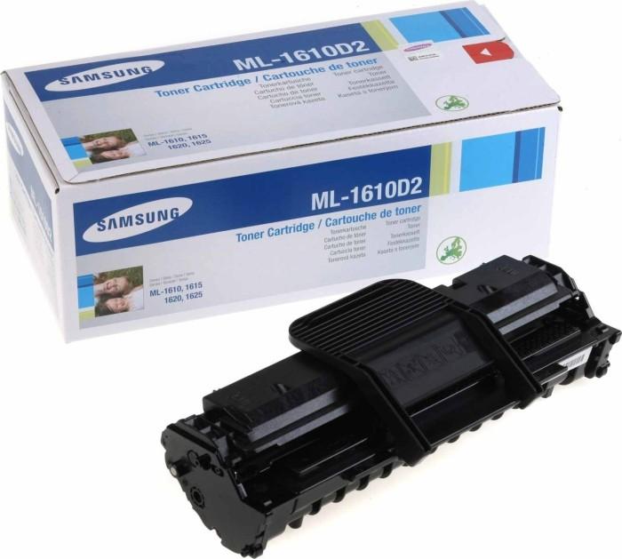 Samsung Trommel mit Toner ML-1610D2 schwarz