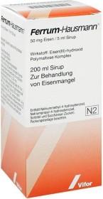 Ferrum Hausmann Sirup, 200ml