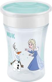 NUK Disney Frozen Magic Cup Trinkbecher türkis, 230ml (10255482)