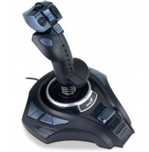 Genius MetalStrike Pro joystick, USB (PC) (31600003100)