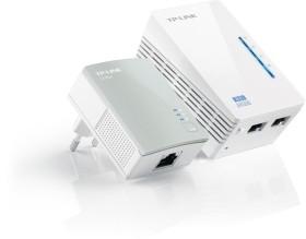 TP-Link AV500 Powerline Extender Starter Kit, 2er-Bundle (TL-WPA4220KIT)