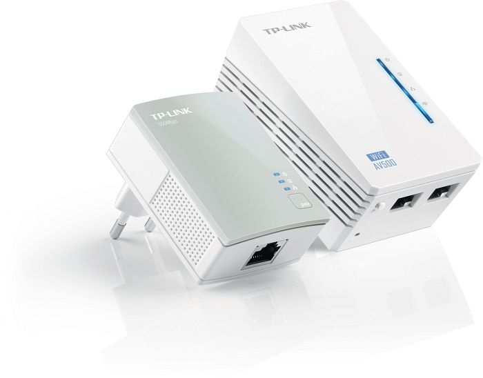 TP-Link AV500 Powerline extender starter kit (TL-WPA4220KIT)