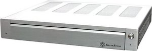 SilverStone Lascala LC19 silver, 120W (SST-LC19S)