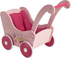 Bayer Chic 2000 Holz Puppenwagen Papilio Pink (425 90)