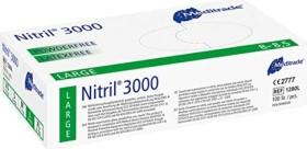 Meditrade Nitril 3000 Disposable Gloves L, 100 pieces (1280L)