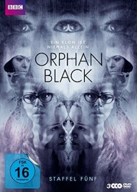 Orphan Black Season 5 (DVD)
