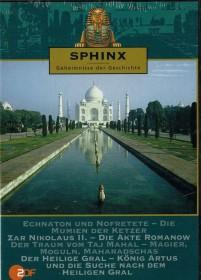 Sphinx - Geheimnisse der Geschichte Vol. 3