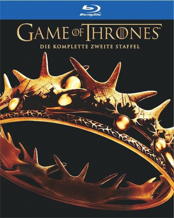 Game of Thrones Season 2 (Blu-ray)