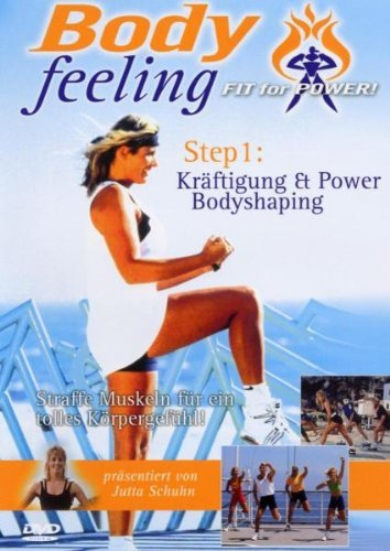 Body Feeling 1 - Kräftigung & Power -- via Amazon Partnerprogramm