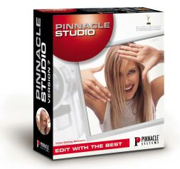 Pinnacle Studio 7 upgrade (angielski) (PC)