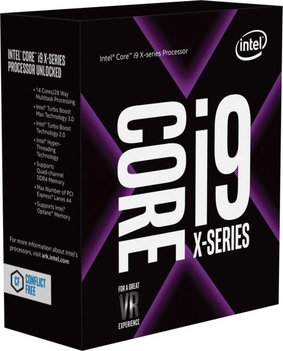 Intel Core i9-7900X, 10x 3.30GHz, boxed ohne Kühler (BX80673I97900X)
