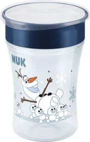 NUK Disney Frozen Magic Cup Trinkbecher blau, 230ml (10255483)