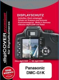 S&M Rehberg Digi-Cover LCD screen protector for Panasonic (various types)