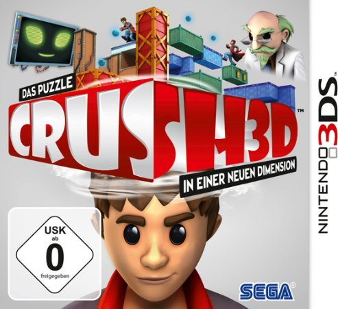 Crush 3D (deutsch) (3DS) -- via Amazon Partnerprogramm