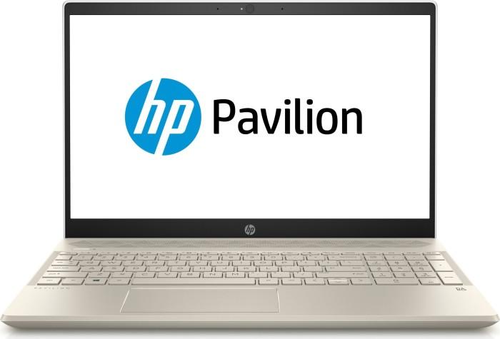 HP Pavilion 15-cs0407ng Ceramic White/Pale Gold (5ER47EA#ABD)