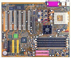 ABIT KR7A-133RAID & 256MB Corsair PC-2700 CL2 Bundle