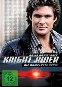 Knight Rider Box (Season 1-4)