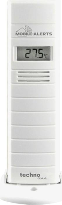 Technoline Mobile Alerts Zusatzsensor innen/aussen, Thermo/Hygro-Sensor (MA 10200)