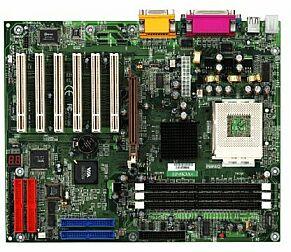 EPoX EP-8K3A & Corsair 256MB PC-2700, CL2 zestaw