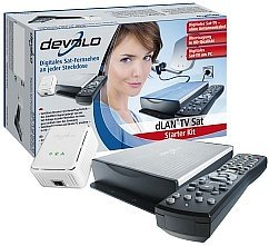 devolo dLAN TV Sat starter kit (01230/01669)