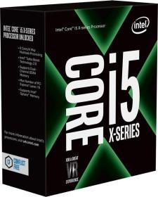 Intel Core i5-7640X, 4C/4T, 4.00-4.20GHz, boxed ohne Kühler (BX80677I57640X)