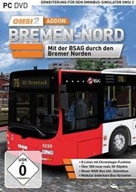 OMSI 2 - Der Omnibussimulator 2 - Bremen-Nord (Download) (Add-on) (PC)