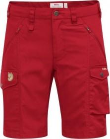 Fjällräven Nikka Curved Shorts pant short red (ladies) (F89731-320)