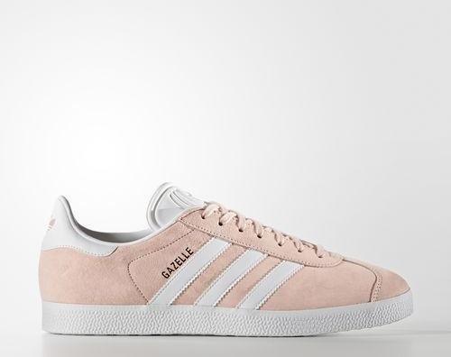 adidas Gazelle vapour pinkwhitegold met (Herren) (BB5472) ab ? 37,77