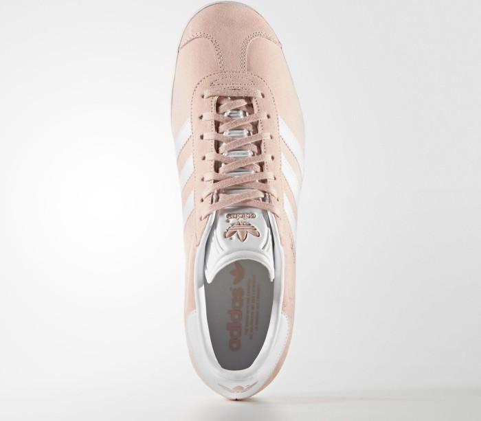 adidas Gazelle vapour pinkwhitegold met (men) (BB5472) from £ 38.99