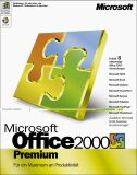 Microsoft Office 2000 Premium (niemiecki) (PC) (A96-01241)