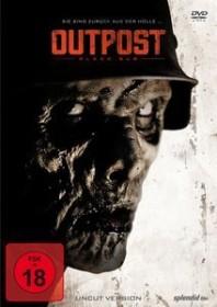 Outpost - Black Sun (DVD)