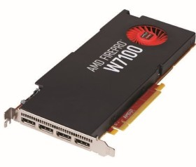 AMD FirePro W7100, 8GB GDDR5, 4x DP (100-505975/31004-54-40A)