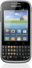 Samsung Galaxy Chat B5330 schwarz