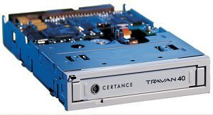 Quantum CT 40 Internal, Travan, 20GB, wewn., IDE/ATAPI (STT3401A-SST)