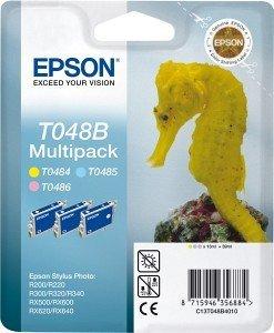Epson T048B Tinte Multipack (C13T048B4010)