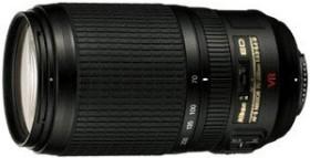Nikon AF-S 70-300mm 4.5-5.6G IF-ED VR schwarz (JAA795DA)