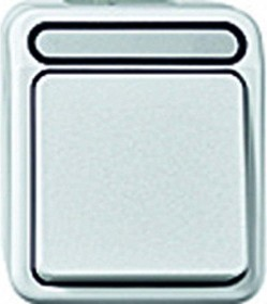 Merten Aquastar Wipptaster, polarweiß (MEG3150-8019)