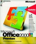 Microsoft: Office 2000 Premium - Update (deutsch) (PC) (A96-00100)