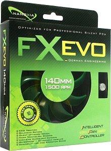 Nanoxia FX EVO, 140mm IFC 1500