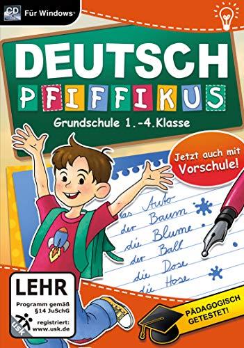 Westermann Pfiffikus Grundschule - Deutsch 1. bis 4. Klasse (deutsch) (PC)
