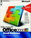 Microsoft: Office 2000 Small Business Edition (SBE) - aktualizacja (niemiecki) (PC) (588-00703)
