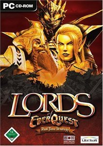 Lords of Everquest (angielski) (PC)