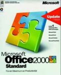 Microsoft: Office 2000 Standard - Update (German) (PC) (021-02717)