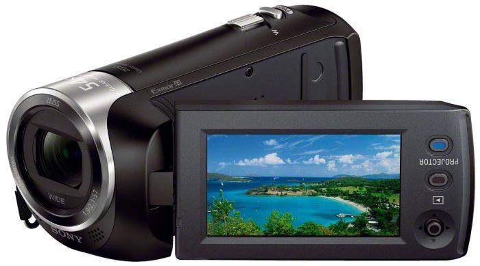Sony HDR-PJ240E schwarz