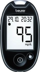 Beurer GL 44 schwarz (mg/dL)