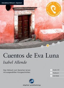 digital Publishing: Isabell Allende - Cuentos de Eva Luna - interactive audiobook (German/Spanish) (PC)