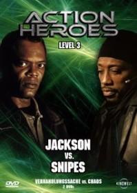Action Heroes Box Vol. 3: Jackson vs. Snipes (DVD)
