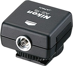 Nikon AS-15 Blitzadapter (FSW52901)